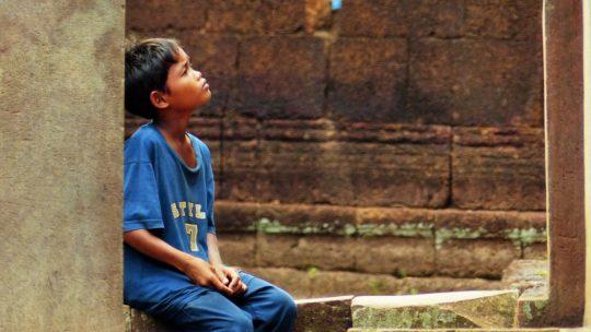 Урок честности от камбоджийского рыбака