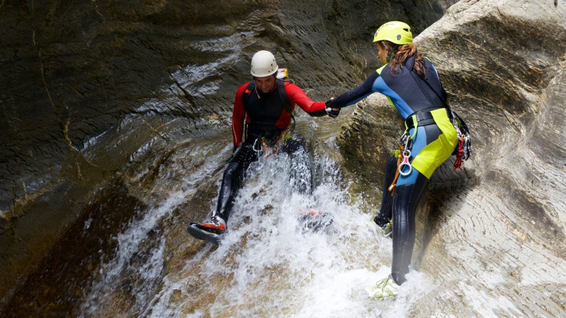 Тренинг по преодолению страха в горах Сьерра-де-Гуара