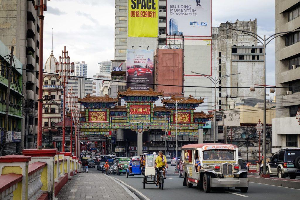 Чайна-таун, Манила, Филиппины