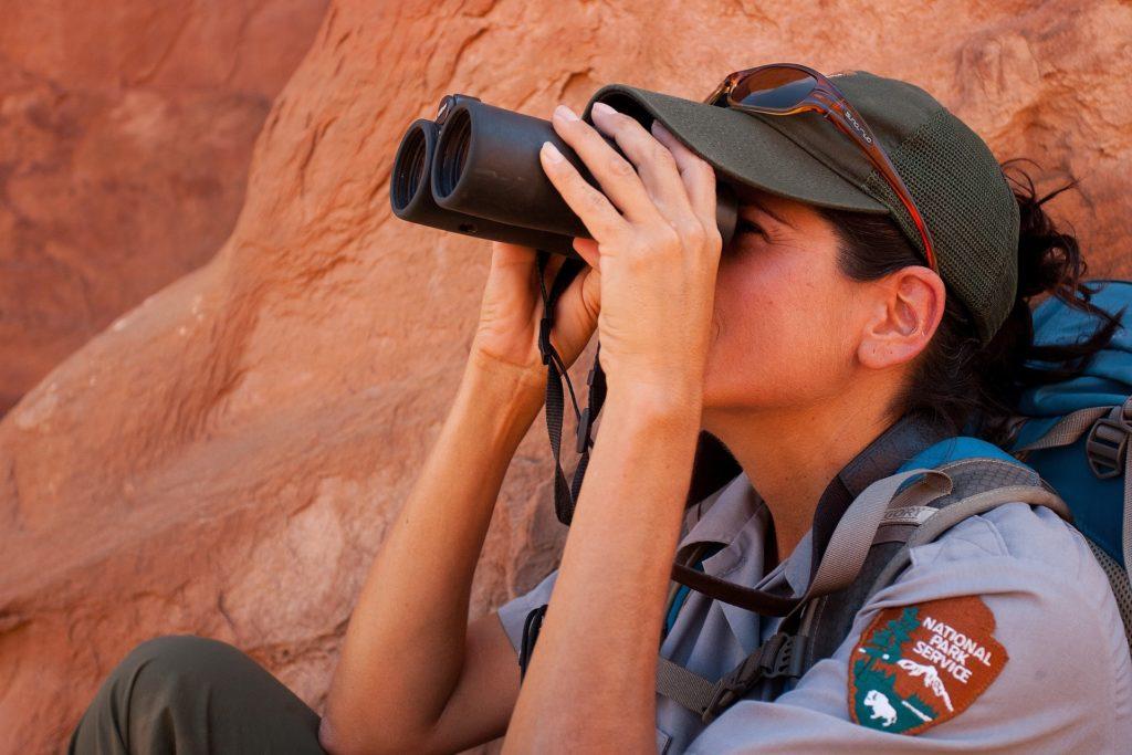 Национальные парки США: рейнджер