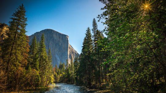 Видеопутешествие по 5-ти Национальным паркам США