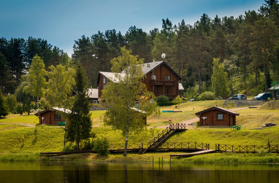 Жилье в Карелии: 13 вариантов возле Ладожского озера