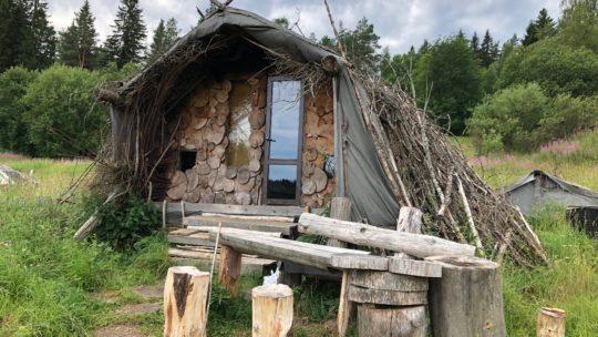 Мишкина сказка. Необычное жильё и альтернатива кемпингу в Карелии